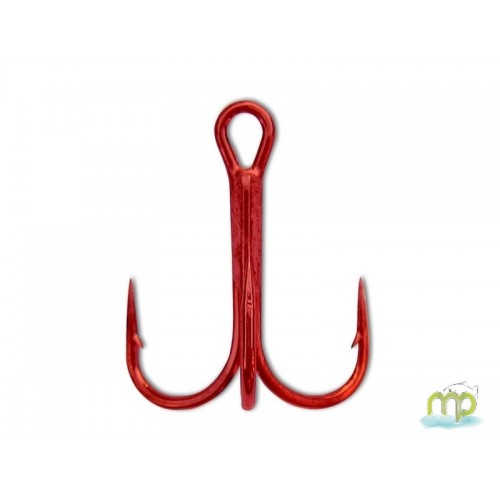 HAMECONS TRIPLE MUSTAD ULTRA POINT TR58NP-RB