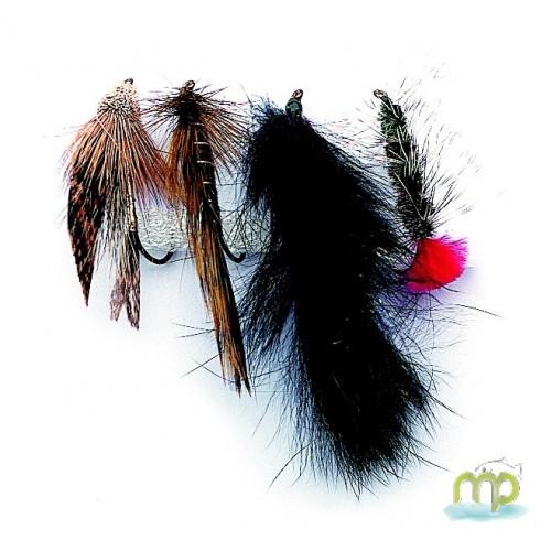 KIT MOUCHES MUSTAD STREAMERS 2