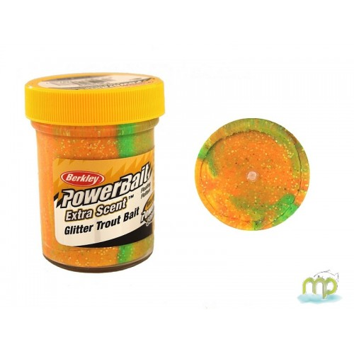 PATE A TRUITE BERKLEY RAINBOW POWER BAIT