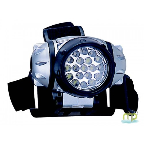 LAMPES FRONTALE 19 LED