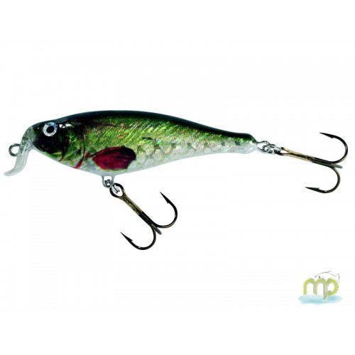 POISSON NAGEUR WOBBLER FLOATING TANCHE