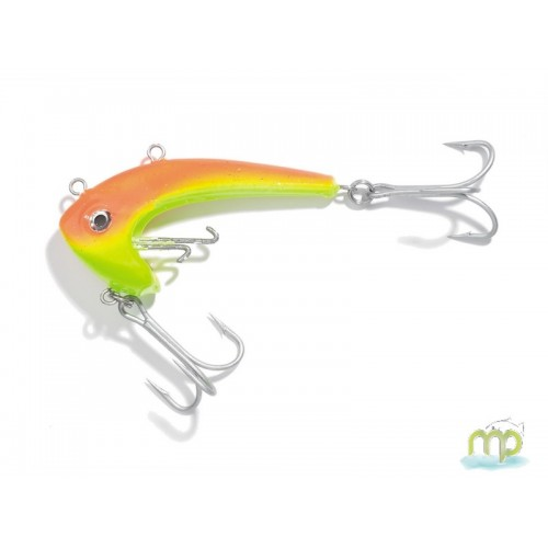 TETE JIG GIANT SEA ORANGE JAUNE