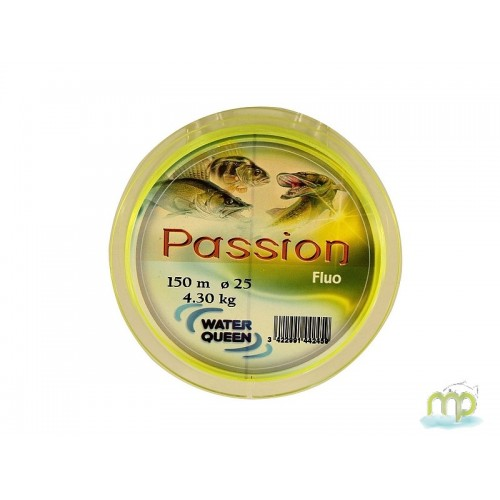 NYLON WATER QUEEN PASSION FLUO 150 M