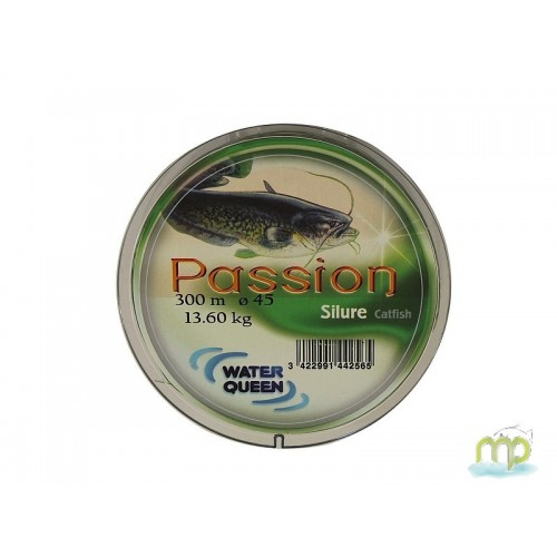 NYLON WATER QUEEN PASSION SILURE 250 M