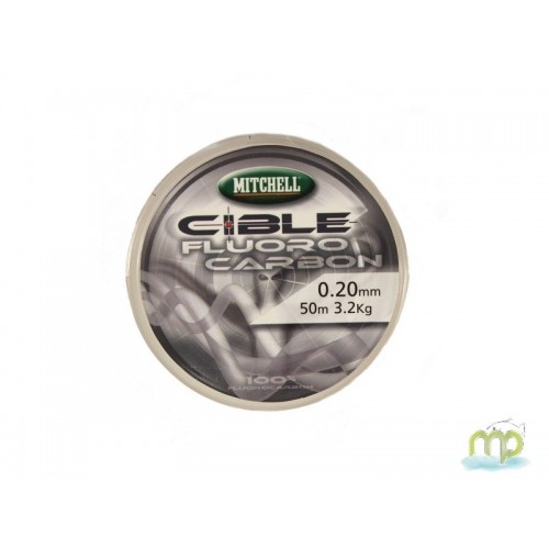 FLUOROCARBONE MITCHELL CIBLE 50 M