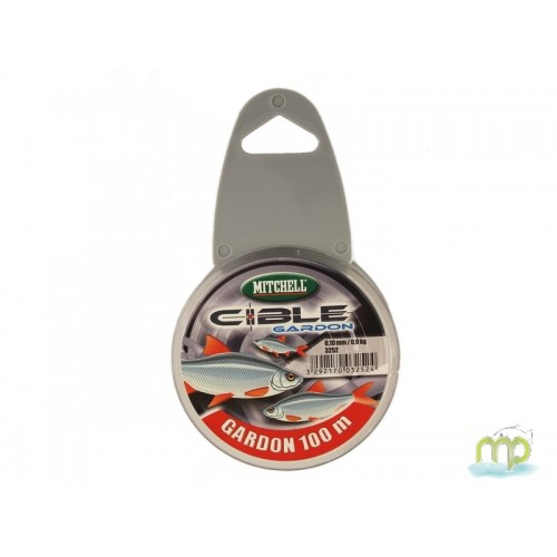 NYLON MITCHELL CIBLE GARDON 100 M