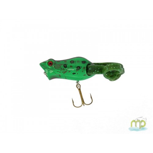 LEURRE DE SURFACE BERKLEY FRENZY POWER POP FROG 6CM