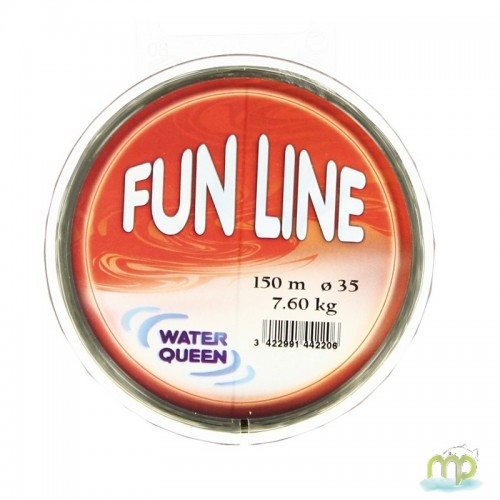 NYLON WATER QUEEN FUN LINE 150M