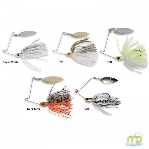 SPINNERBAIT ADAM'S DB SPIN MINI 5.67G