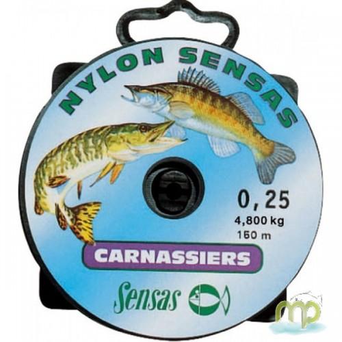 NYLON SENSAS CARNASSIERS 150M
