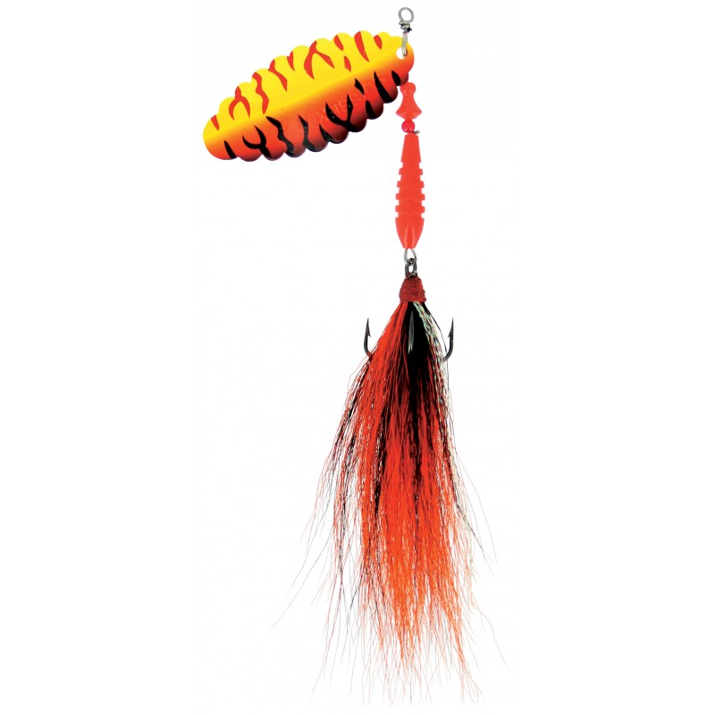 CUILLER SUISSEX XL BUCKTAIL N°5