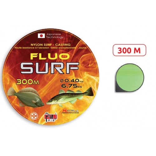 NYLON PAN FLUO SURF 300M