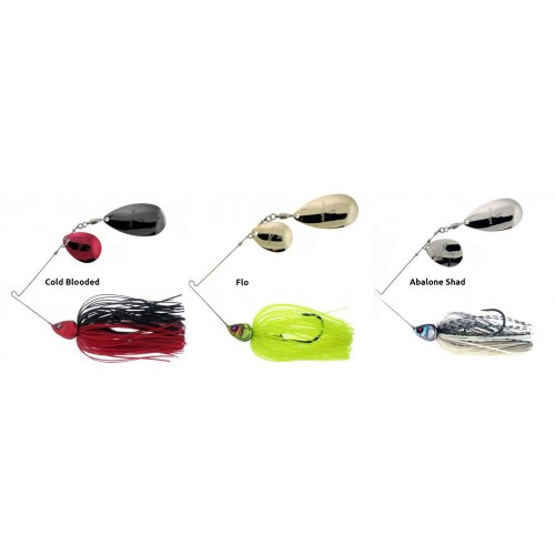SPINNERBAIT RIVER2SEA BLING CI 11G