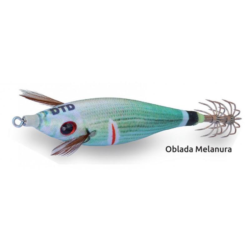 TURLUTTE DTD WOUNDED FISH BUKVA 6.5CM