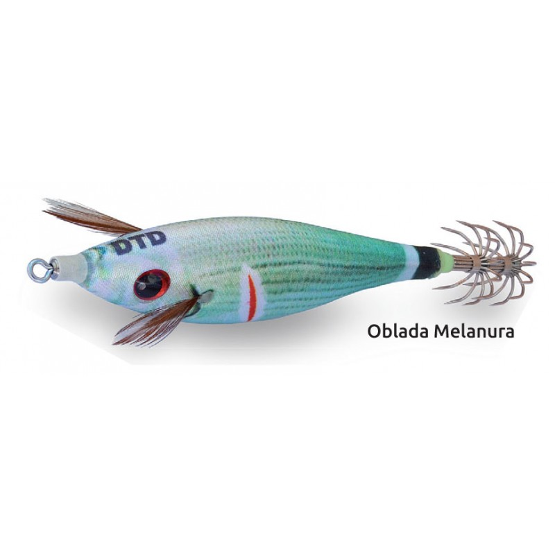 TURLUTTE DTD WOUNDED FISH BUKVA 7CM