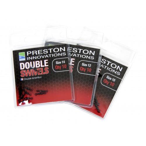 DOUBLE EMERILLON PRESTON DOUBLE SWIVELS