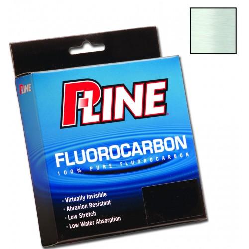 NYLON P-LINE FLUOROCARBONE SOFT 100% 225M