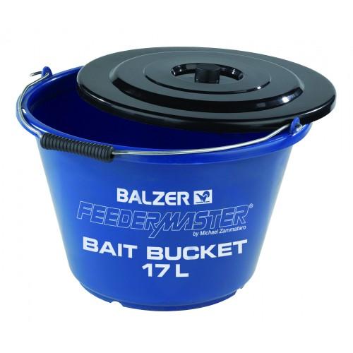 SEAU AMORCE BALZER FEEDER MASTER 17L