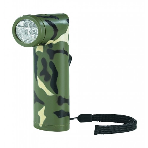 LAMPE BALZER 6 LED ARMY 360