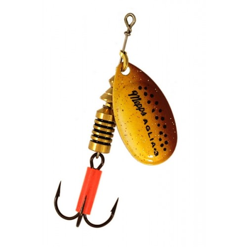 CUILLER MEPPS AGLIA BROWN TROUT - PAR 1