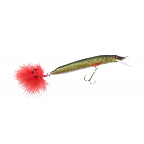 POISSON NAGEUR BALZER MK ADVENTURE SLIM PIKE 10CM