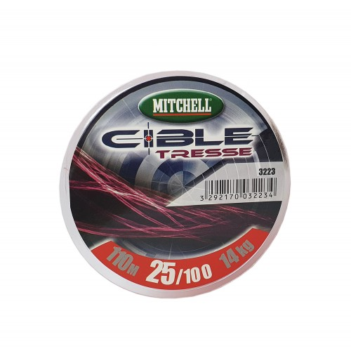 TRESSE MITCHELL CIBLE ROSE 110M