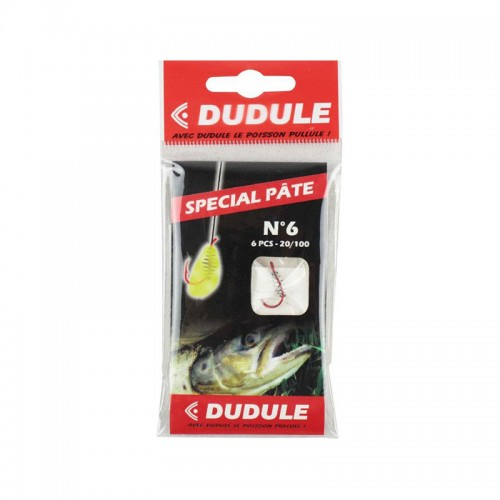 HAMECONS MONTES DUDULE SPECIAL PATE A TRUITE