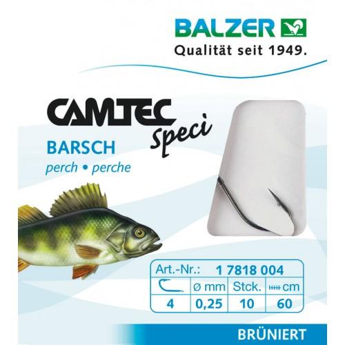 HAMECONS MONTES BALZER CAMTEC SPECI PERCH 60CM