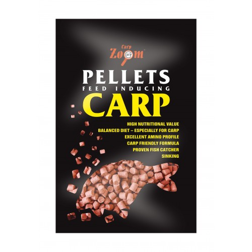 PELLETS CARP ZOOM FEED INDUCING CARP