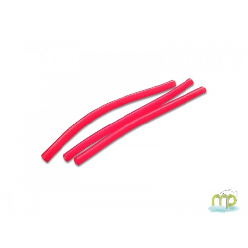 TUBE PVC ROUGE FLUO 9988