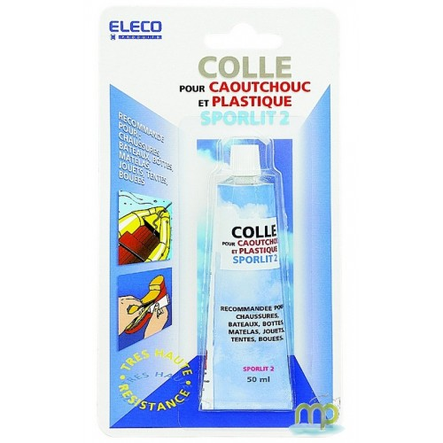 COLLE SPECIAL CAOUTCHOUC - PLASTIQUES