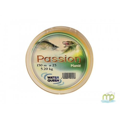 WATER QUEEN Nylon Passion Fluo 150 M