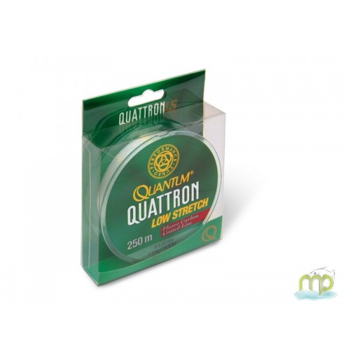 NYLON QUANTUM QUATTRON LOW STRETCH 250 M