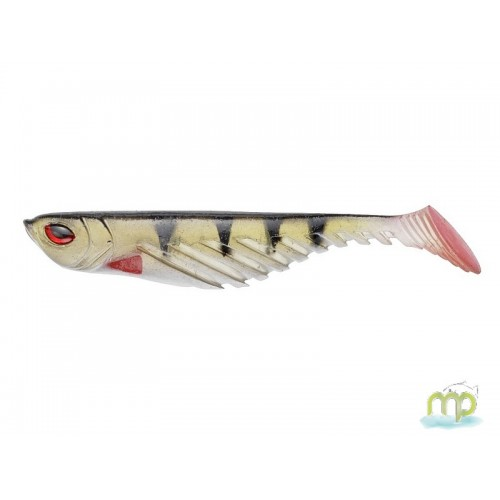 LEURRE SOUPLE BERKLEY POWERBAIT RIPPLE SHAD 9 CM X4
