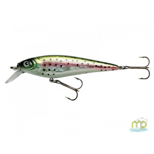 LEURRE BERKLEY FRENZY FIRESTICK MINNOW SUSPENDING 9CM
