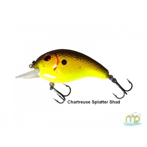 LEURRE FLOTTANT LIVINGSTON LURES DIVE MASTER JR FRESH WATER 5 CM