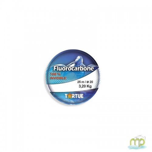 FLUOROCARBONE TORTUE 25M