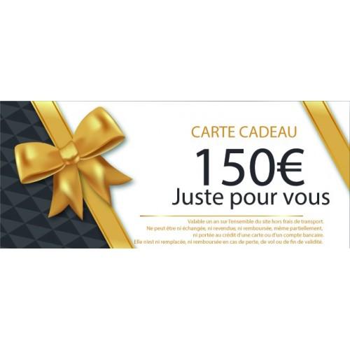 CHEQUE CADEAU MOTILLON PECHE 150€