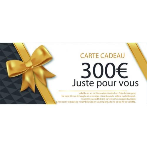 CHEQUE CADEAU MOTILLON PECHE 300€