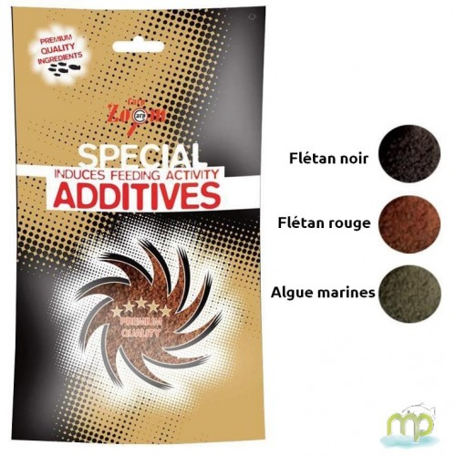 ADDITIF CARP ZOOM SPECIAL ADDITIVES 250G