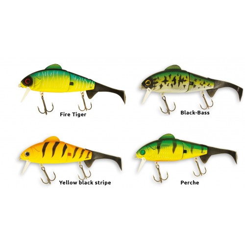 LEURRE FLOTTANT AUTAIN BIG MINNOW 180F