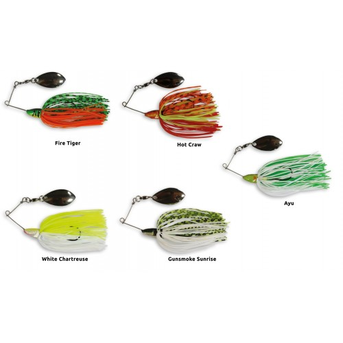 SPINNERBAIT ADAM'S XTRA SMALL 3/16 OZ