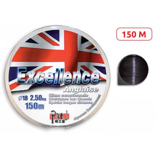 Nylon Pan Excellence Anglaise 150m