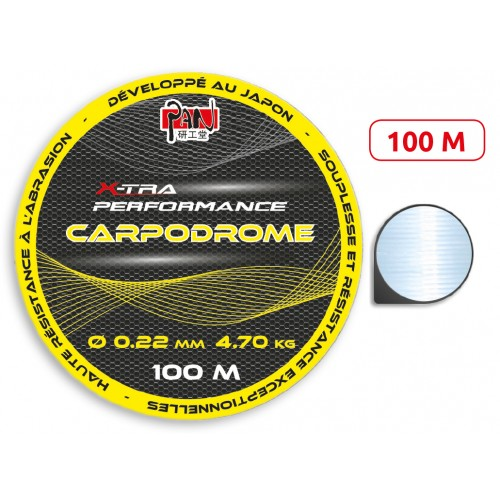 Nylon Pan Carpodrome 100m