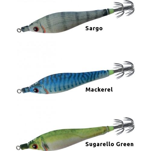 TURLUTTE DTD SOFT REAL FISH 7CM