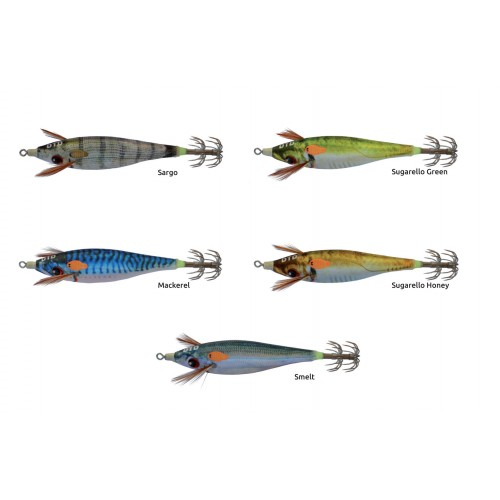 TURLUTTE DTD REAL FISH BUKVA 8CM