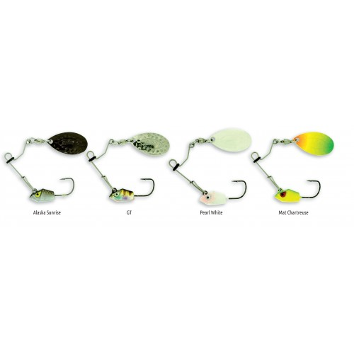 CUILLER MOLIX RS SPINNERBAIT 4G