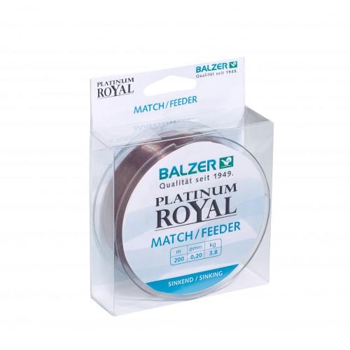 NYLON BALZER PLATINUM ROYAL MATCH FEEDER 200M