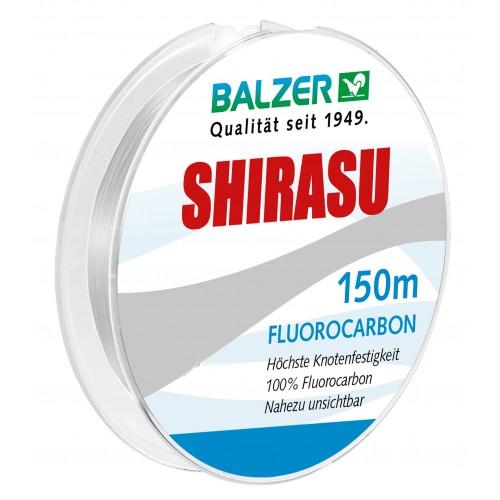 NYLON BALZER SHIRASU FLUOROCARBONE 150M