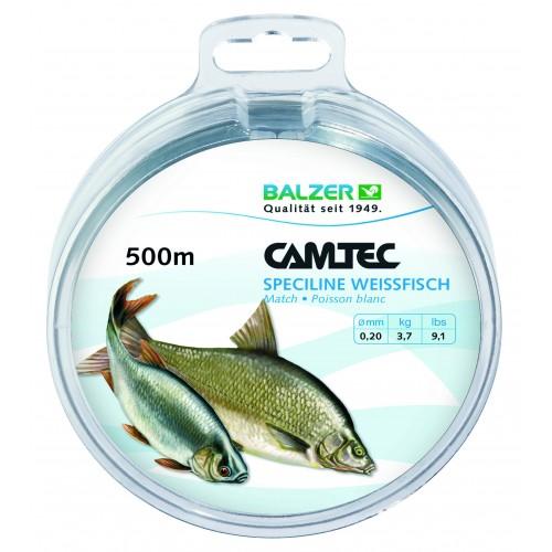 NYLON BALZER CAMTEC SPECILINE MATCH 500M